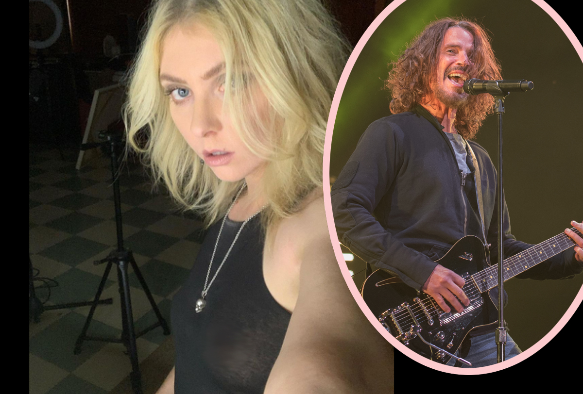 Taylor Momsen Was 'At The Brink Of Death' Herself After Chris Cornell's Suicide