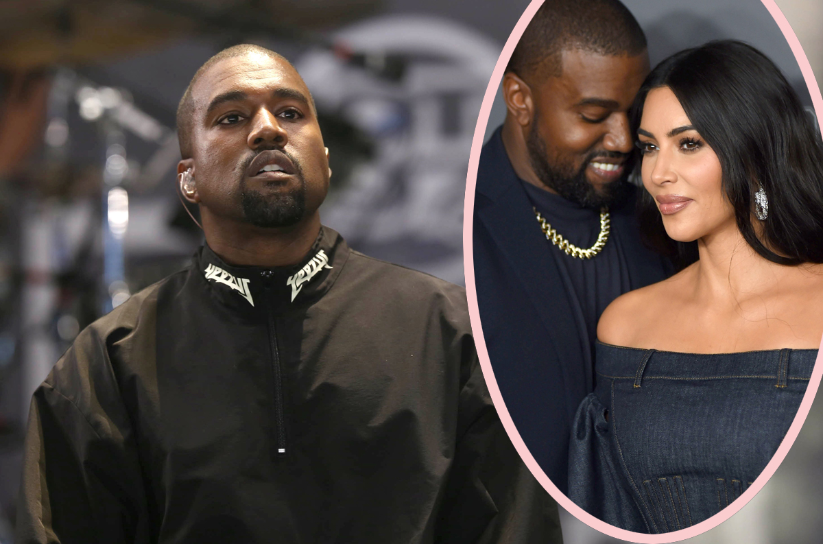 Kanye West 'Anxious & Very Sad' Amid Kim Kardashian Divorce Speculation: He 'Knows What He Is Losing'