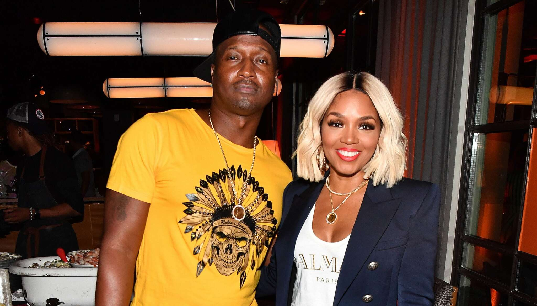 Rasheeda Frost Shows Off New Gold Rose Hair And Fans Are Here For The Change Of Look