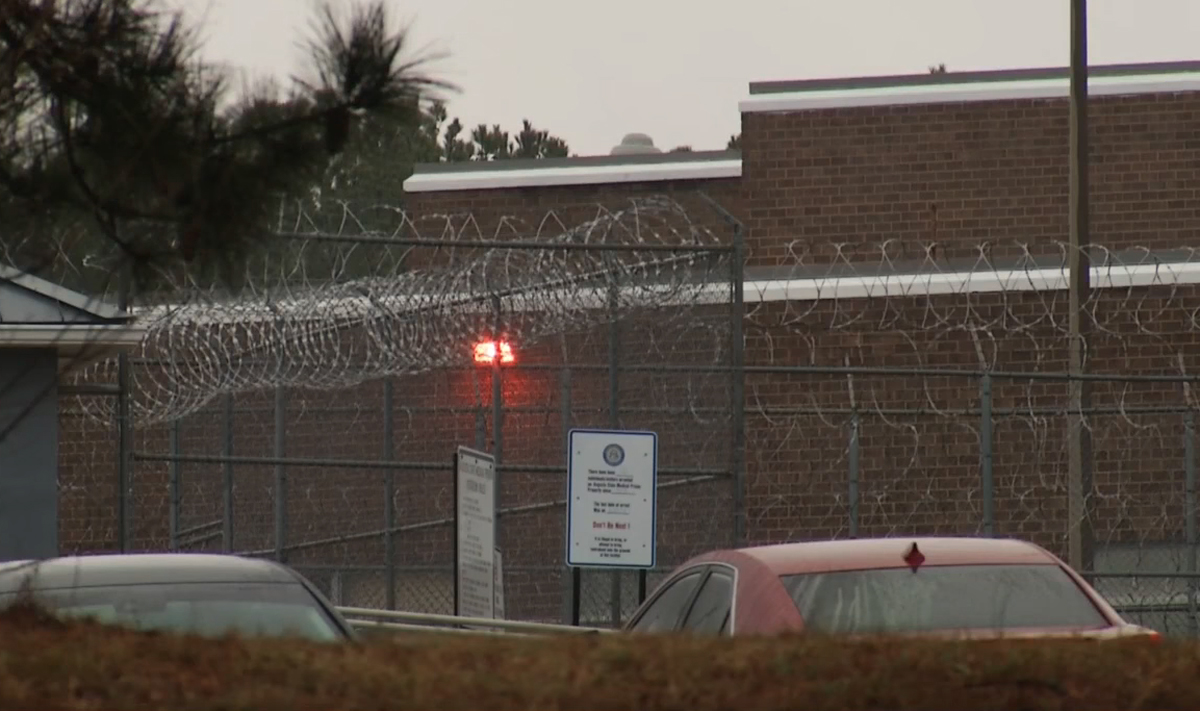 Prison Employee Says She Was Fired On Suspicion Of Smuggling -- When Body Scan Showed She Had A Tampon In
