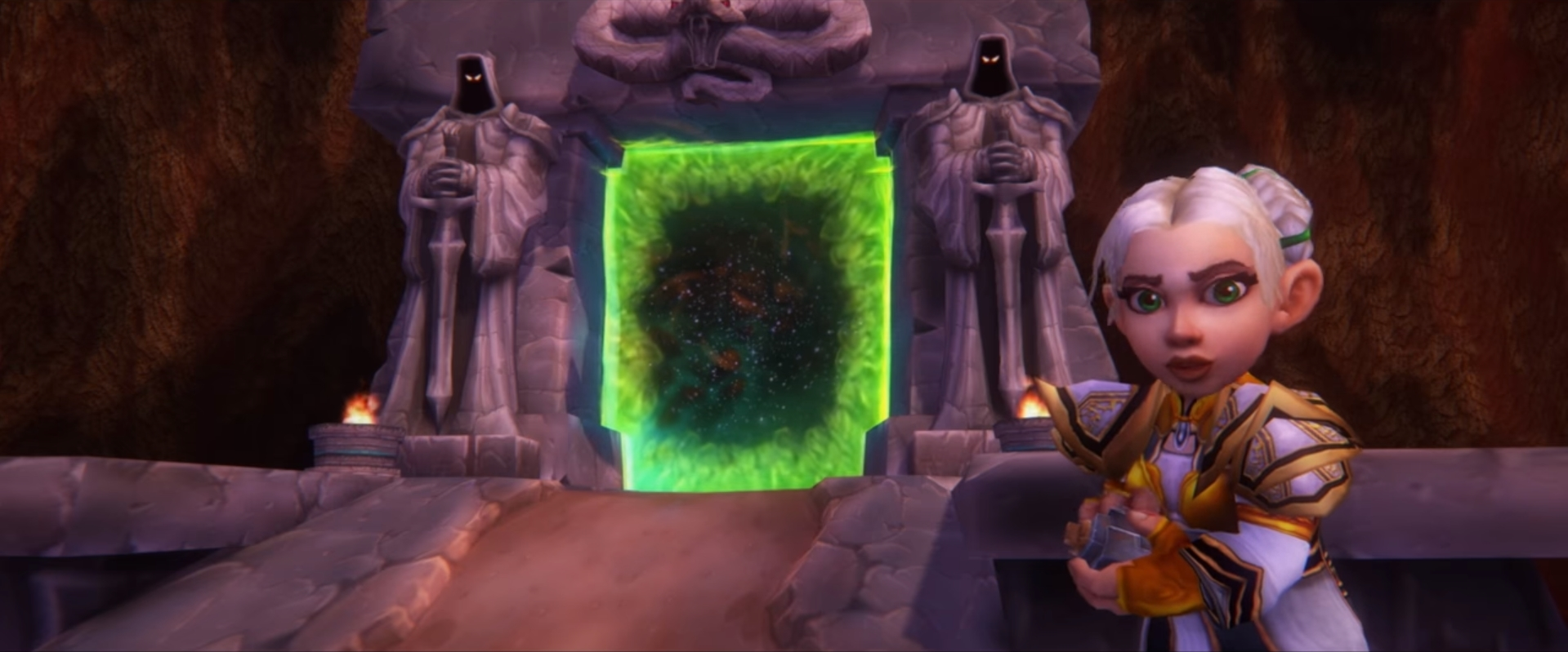 Blizzard Has Announced World Of Warcraft Classic: The Burning Crusade For A 2021 Release