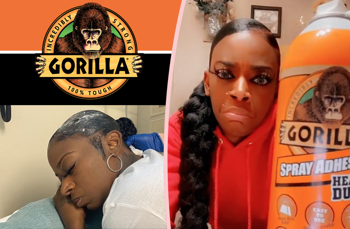'It Started To Burn': Gorilla Glue Girl Tells Full Horror Story In First Interview — Will She Sue??