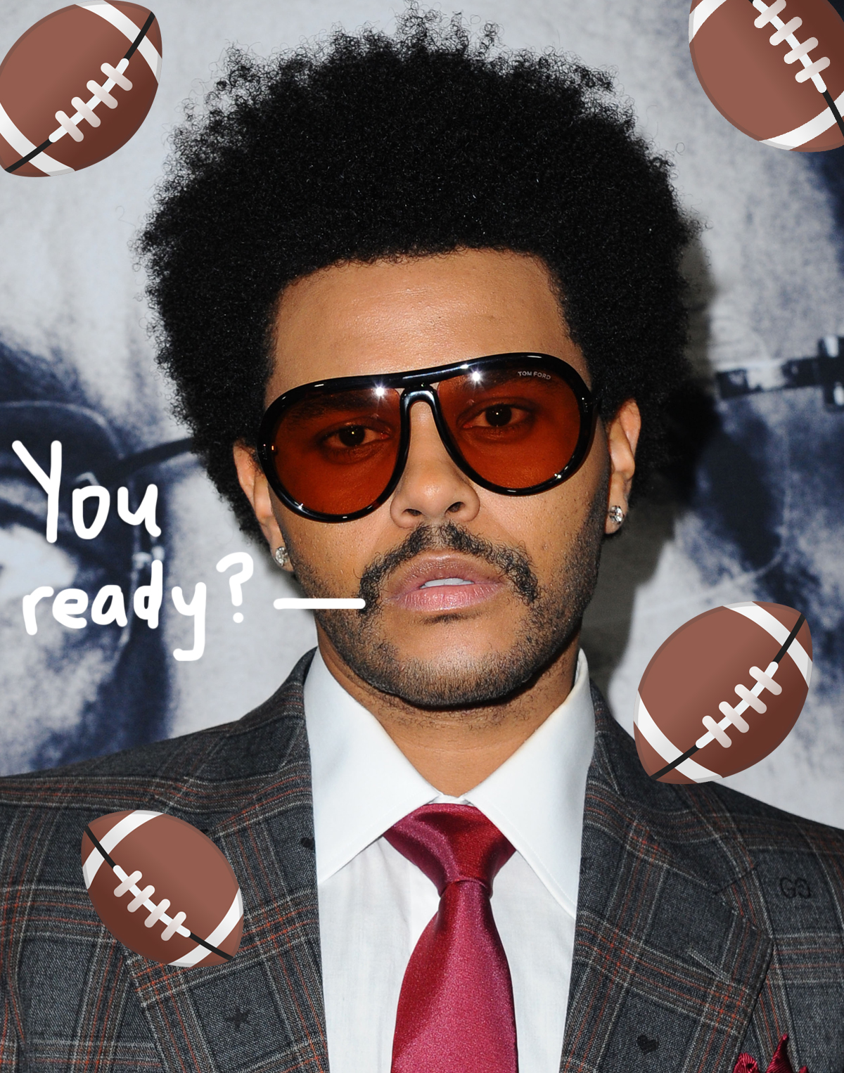 Super Bowl 2021: The Weeknd Leaves Us Blinded By The Light Of His Halftime Show! WATCH!