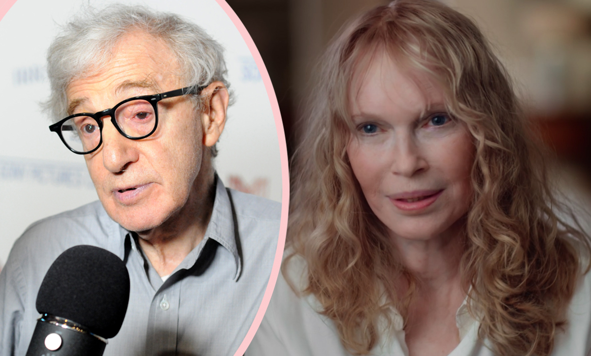 Woody Allen's Bizarre Conspiracy Theory About The Molestation Claims & A 1970s Folk Song