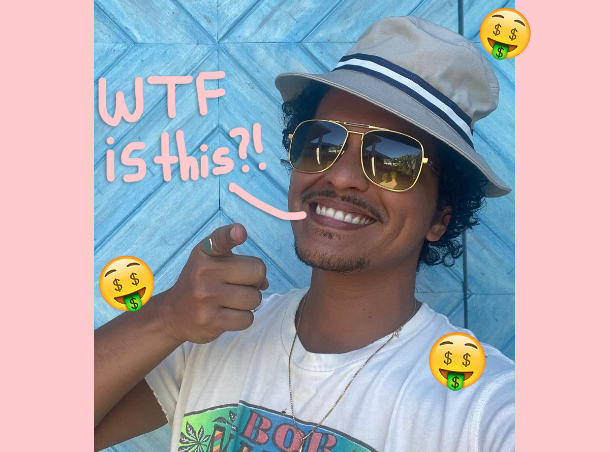 Bruno Mars Catfish Swipes $100K From Texas Woman Who Thought She Was In A Relationship With Pop Star!