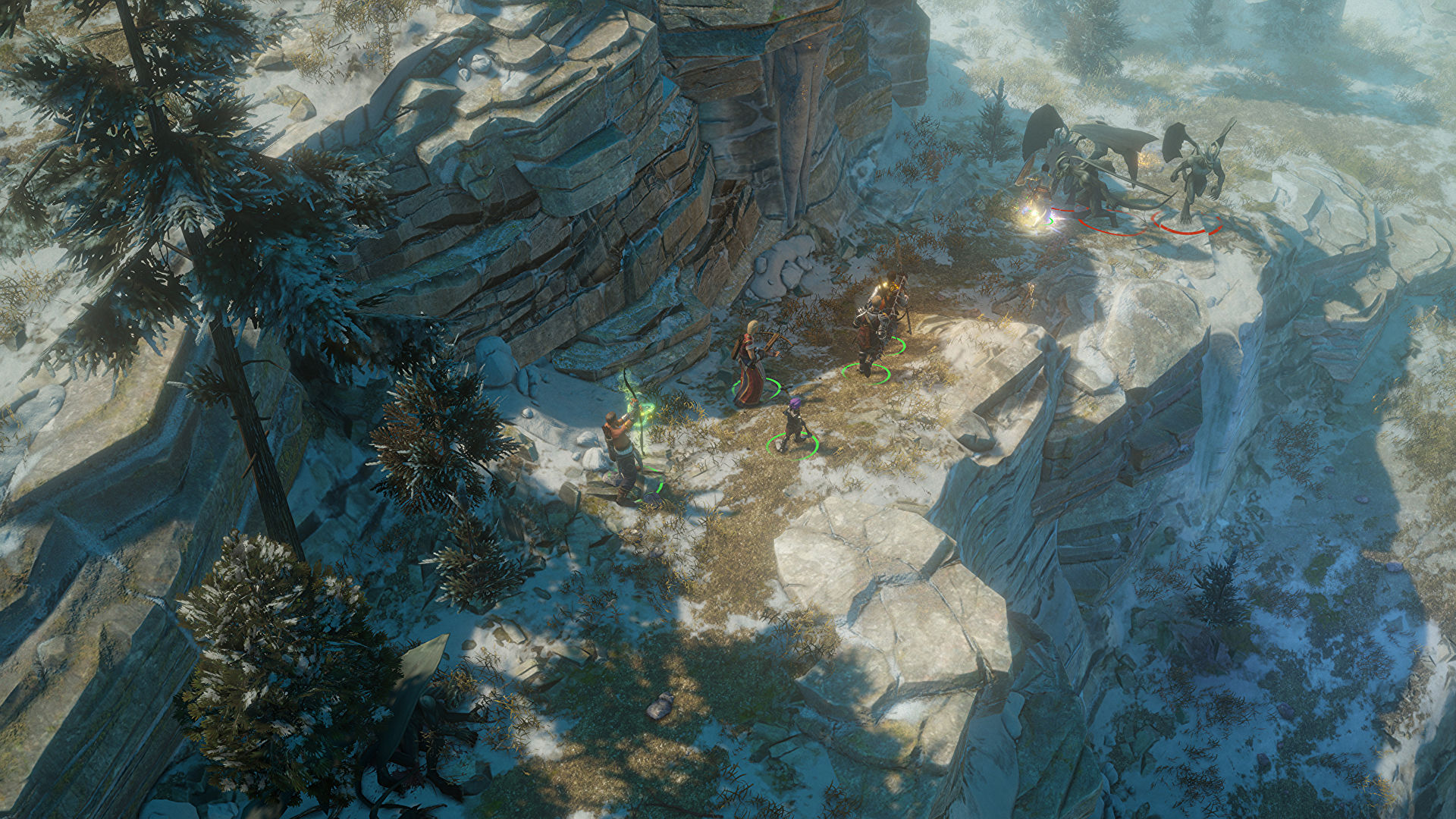 Pathfinder: Wrath Of The Righteous beta is available to backers now
