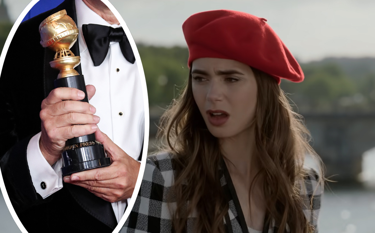 Golden Globes Scandal! Emily In Paris Creators Reportedly Treated Voters To Luxury Holiday In France!