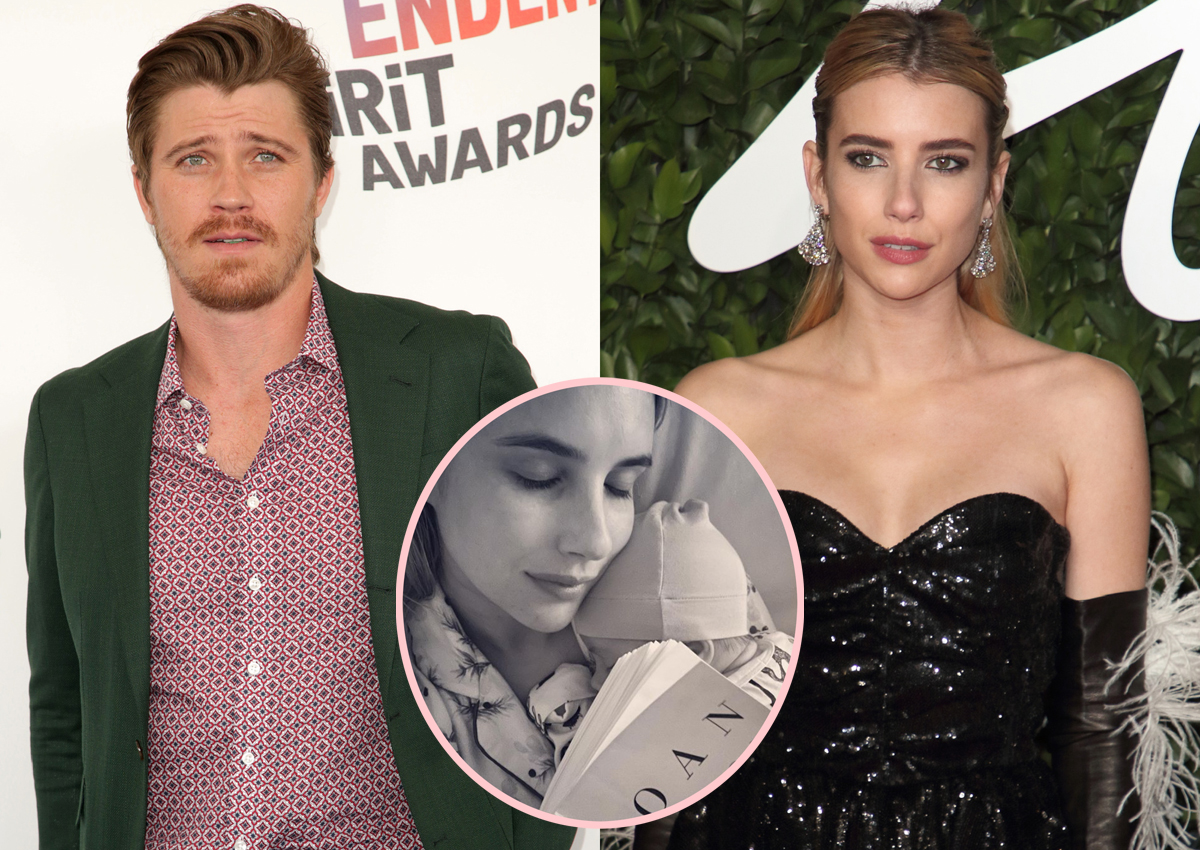 Garrett Hedlund Reveals The Famous Godfather Of His & Emma Roberts' Son — And It May Shock You!