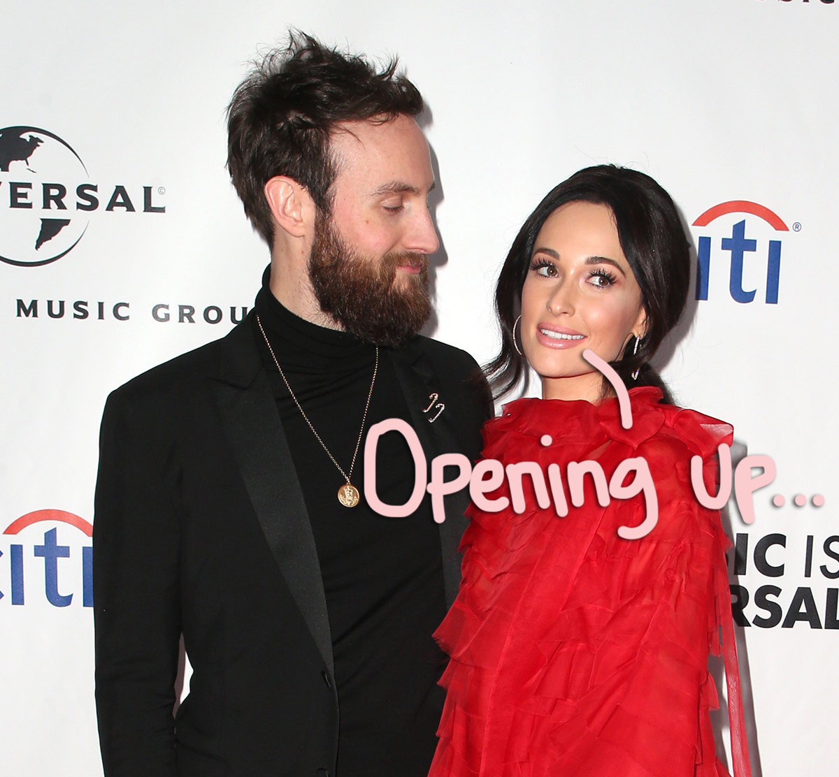 Kacey Musgraves Breaks Silence On Her Divorce From Ruston Kelly