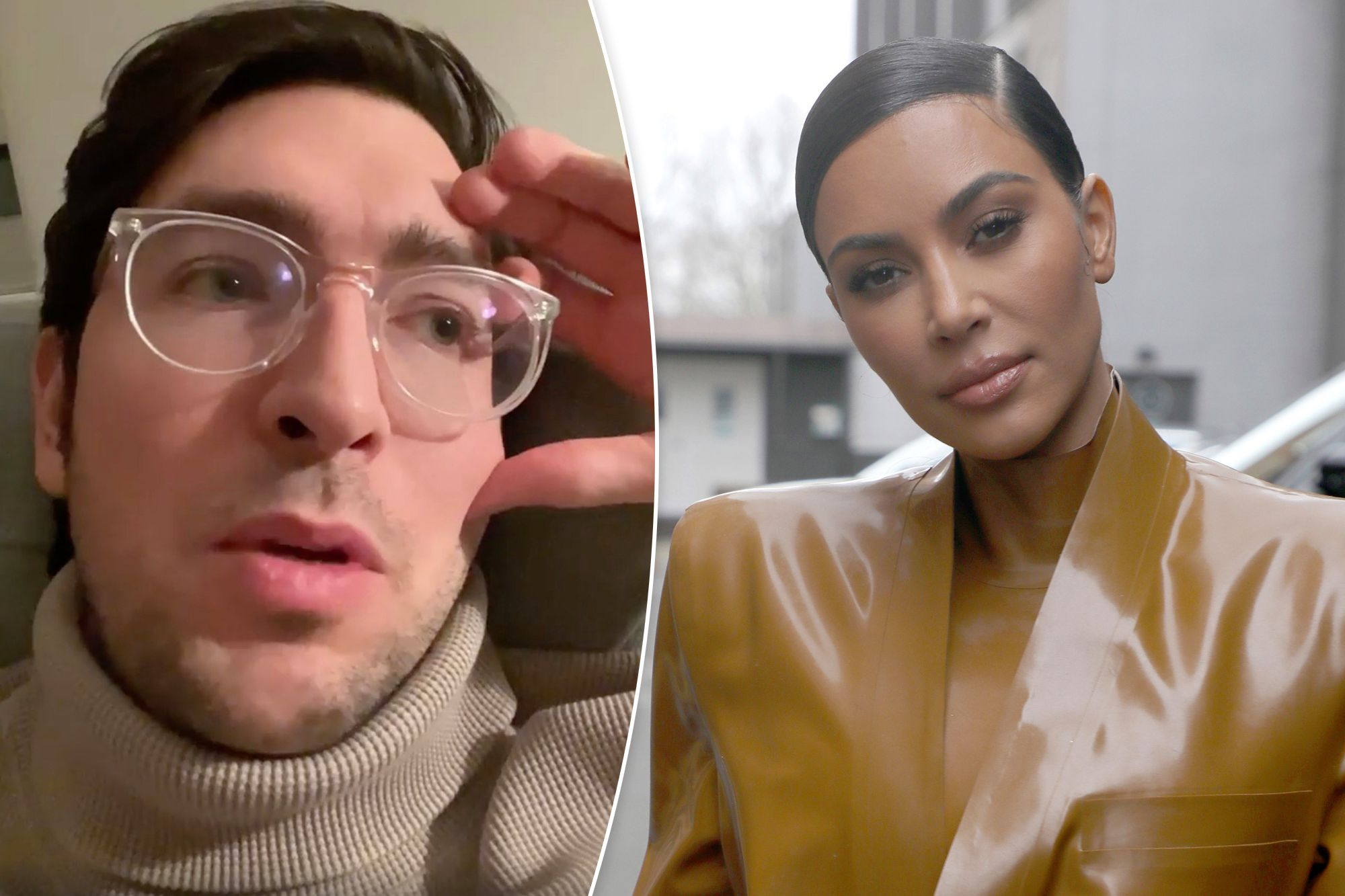 KUWTK: Kim Kardashian – Nicholas Braun Shoots His Shot With A Hilarious Video After She Files For Divorce From Kanye West!