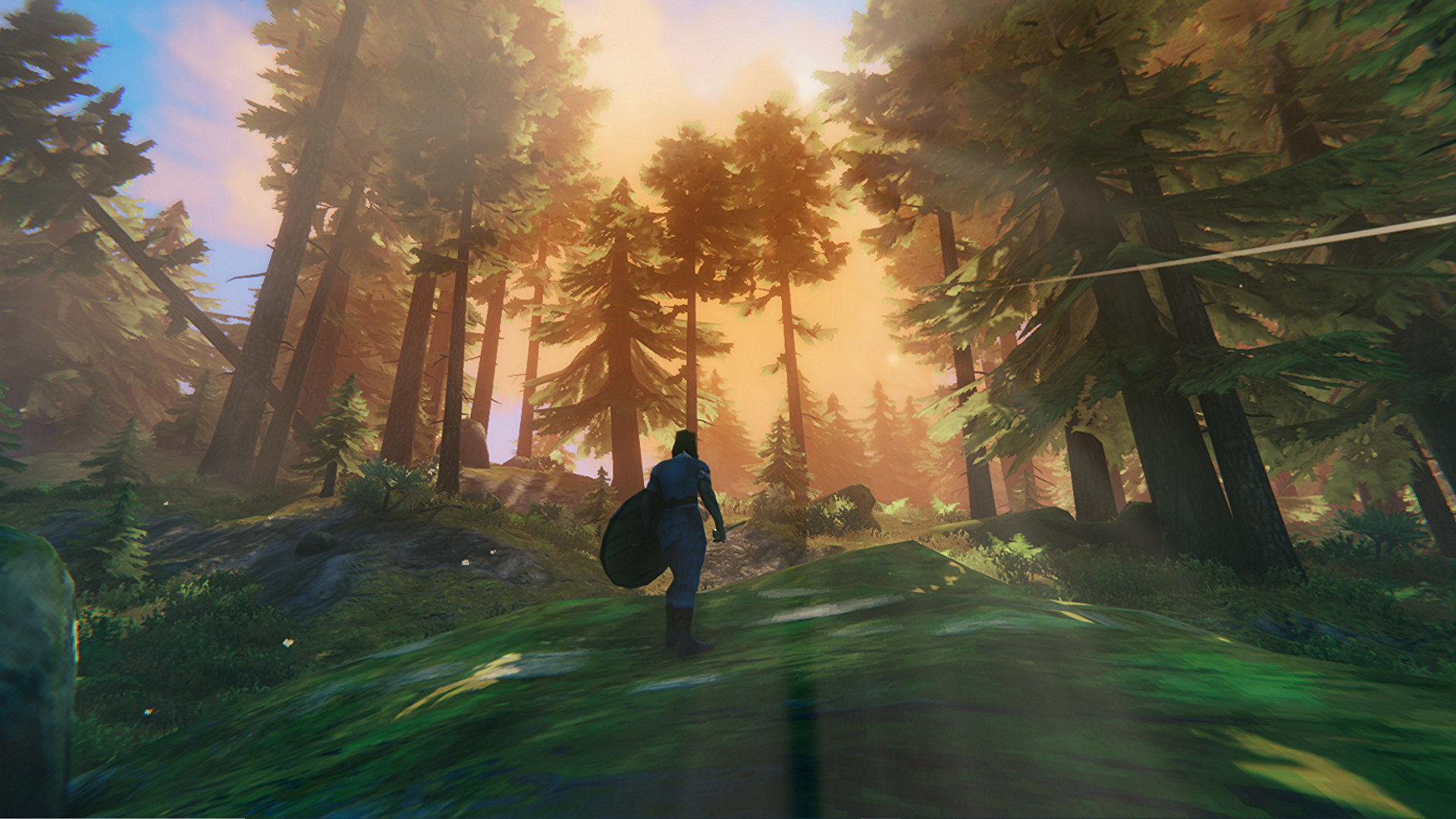 Valheim is more inspired by The Legend Of Zelda than it is survival games, says developer
