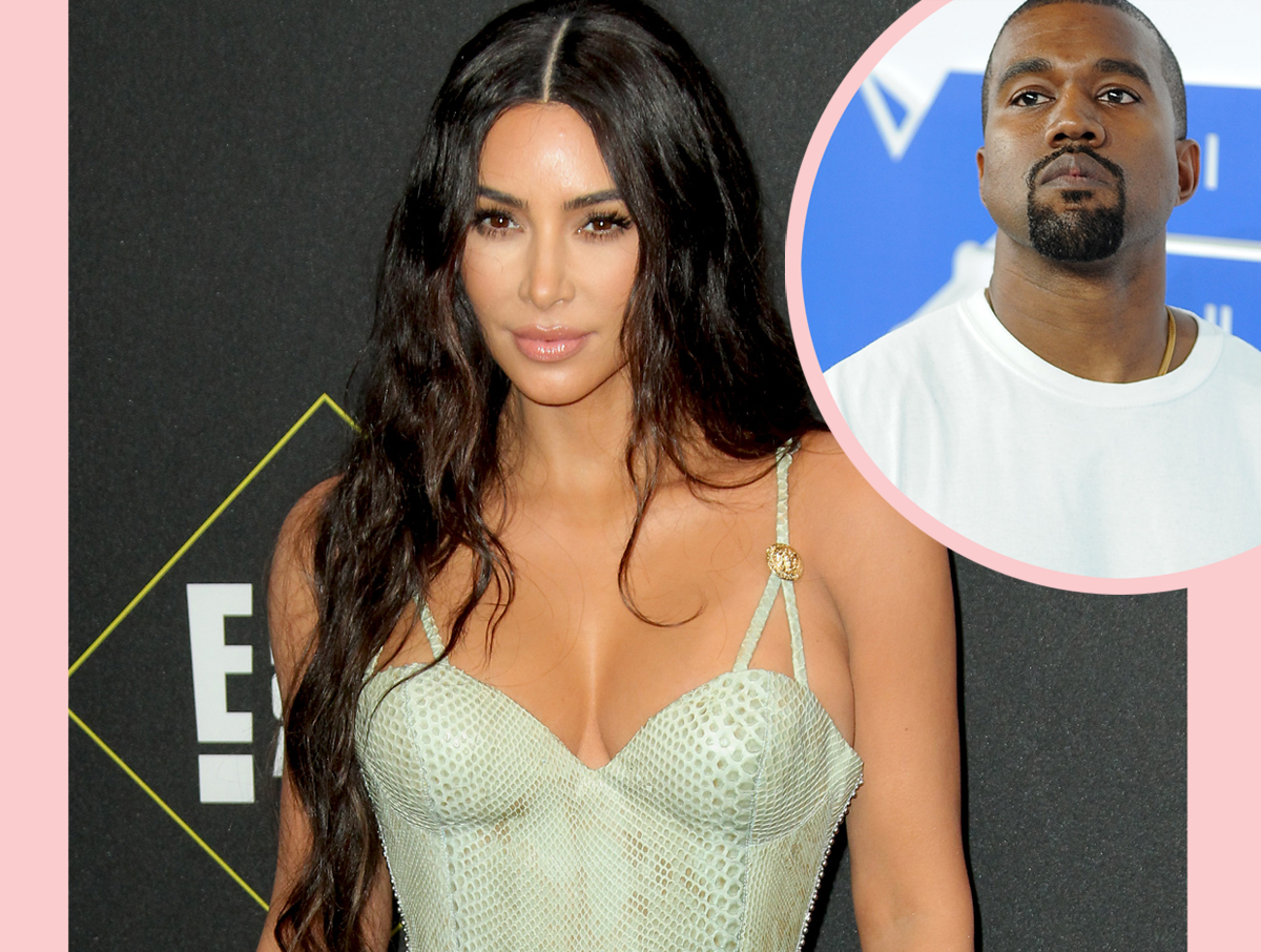 Kim Kardashian Reportedly Felt Kanye West Refused To 'Compromise' In Their Marriage