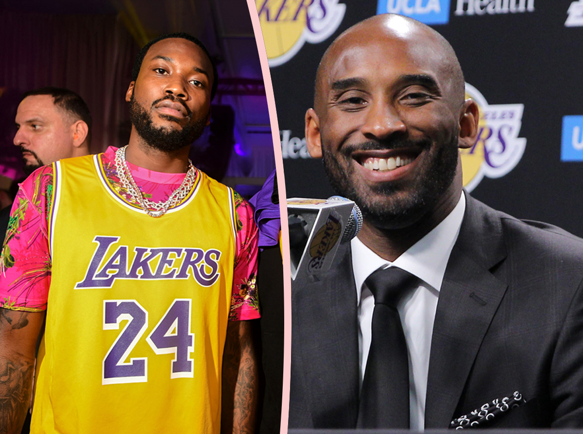 Meek Mill Referenced Kobe Bryant's Death On Leaked Track & The Internet Is Outraged