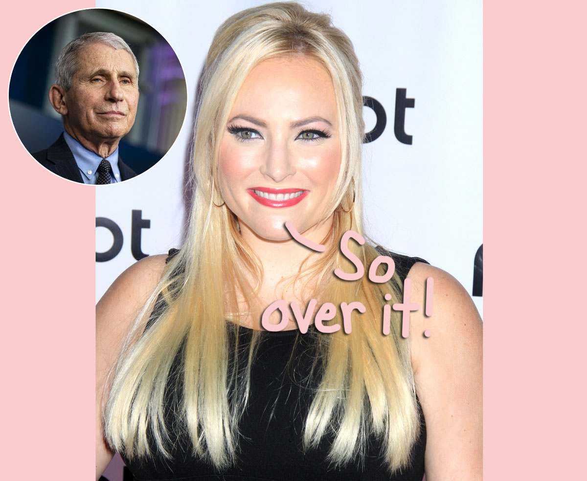 Meghan McCain Getting Dragged For Complaining She Doesn't Know When SHE Will Get The COVID-19 Vaccine!
