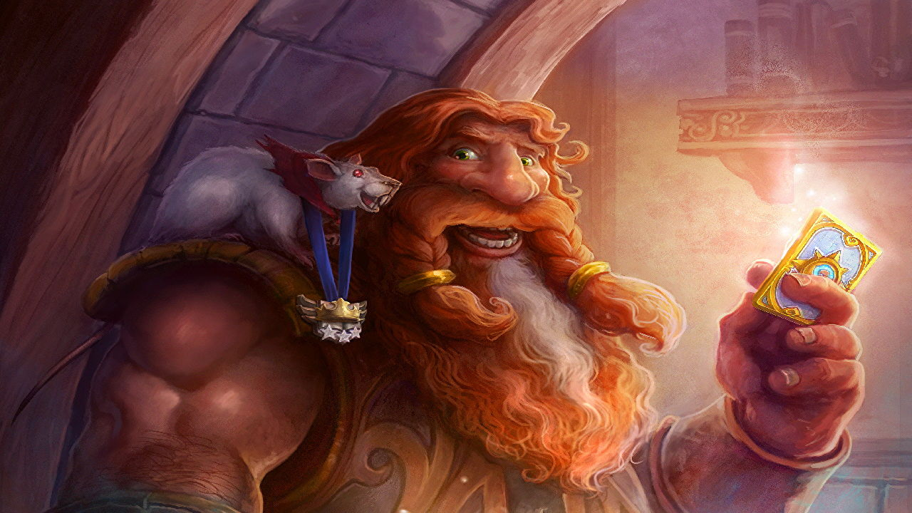 Hearthstone's new Core Set will replace Basic and Classic cards