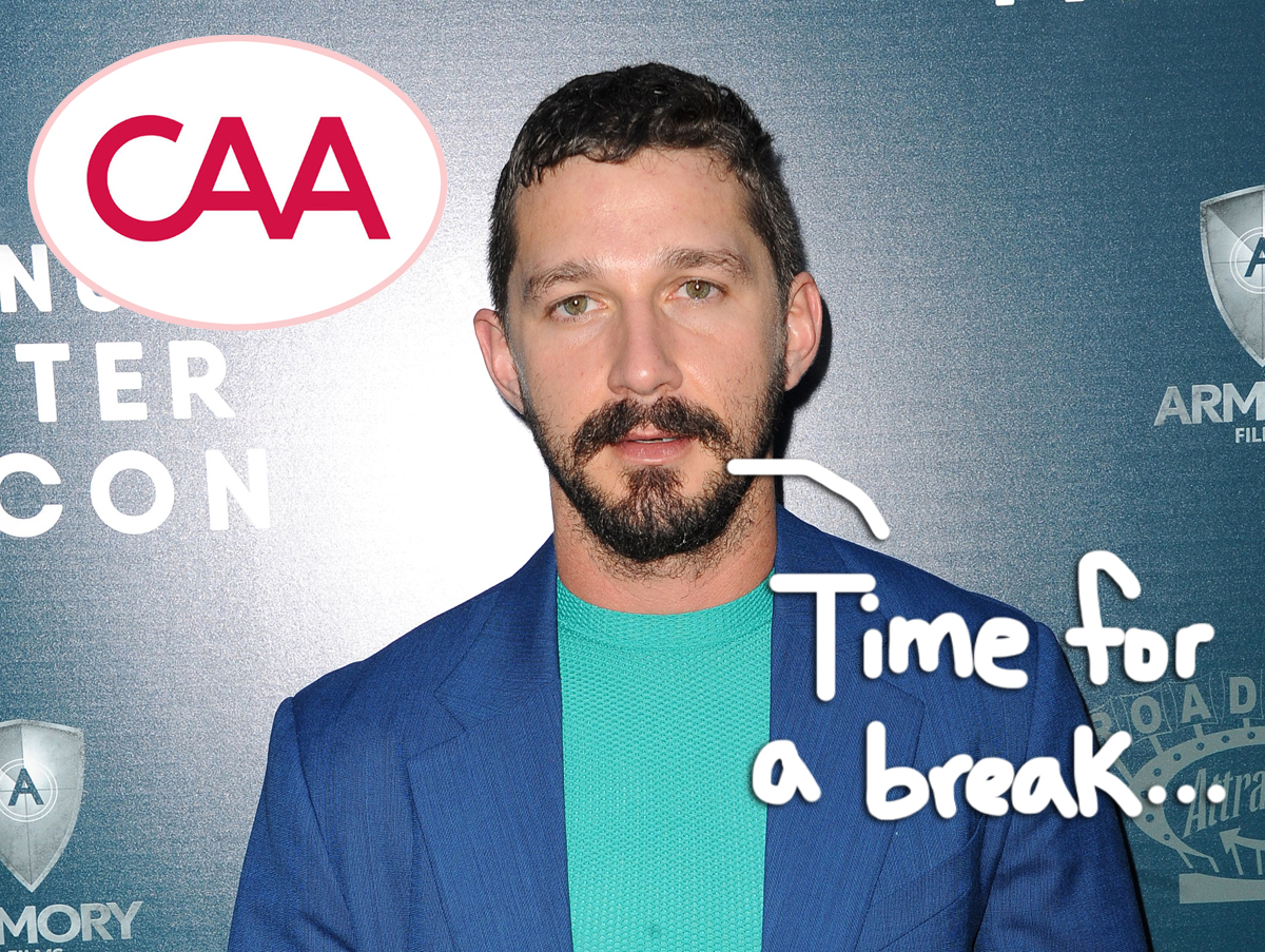 Shia LaBeouf Steps Away From Acting & Checks Into Inpatient Treatment Following Sexual Battery Lawsuit