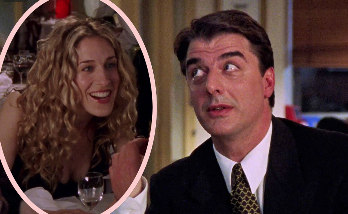 Chris Noth AKA Mr. Big Tells Fans Not To Trust Sex And The City Revival News!