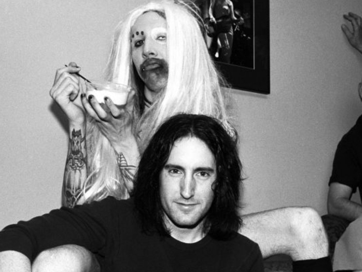 Trent Reznor Denies Sexually Assaulting Woman With Marilyn Manson, Says Rocker Made Up The Story For His Book!
