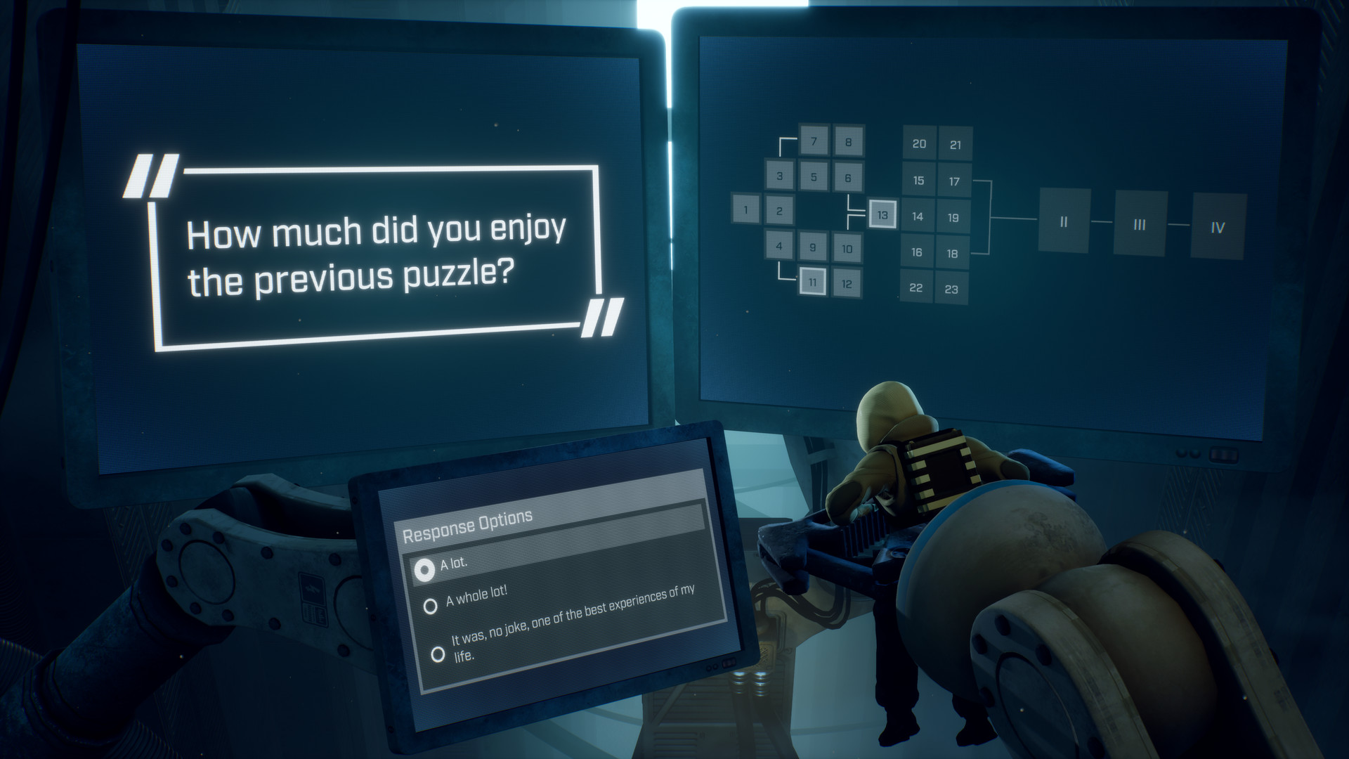 Lab Rat Is A Satirical Indie Puzzle Title That Is Coming To Steam