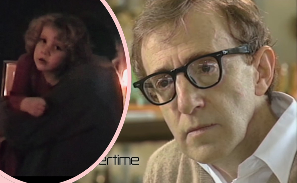 Woody Allen's Defense — Everything He Said About Molestation Claims At The Time!