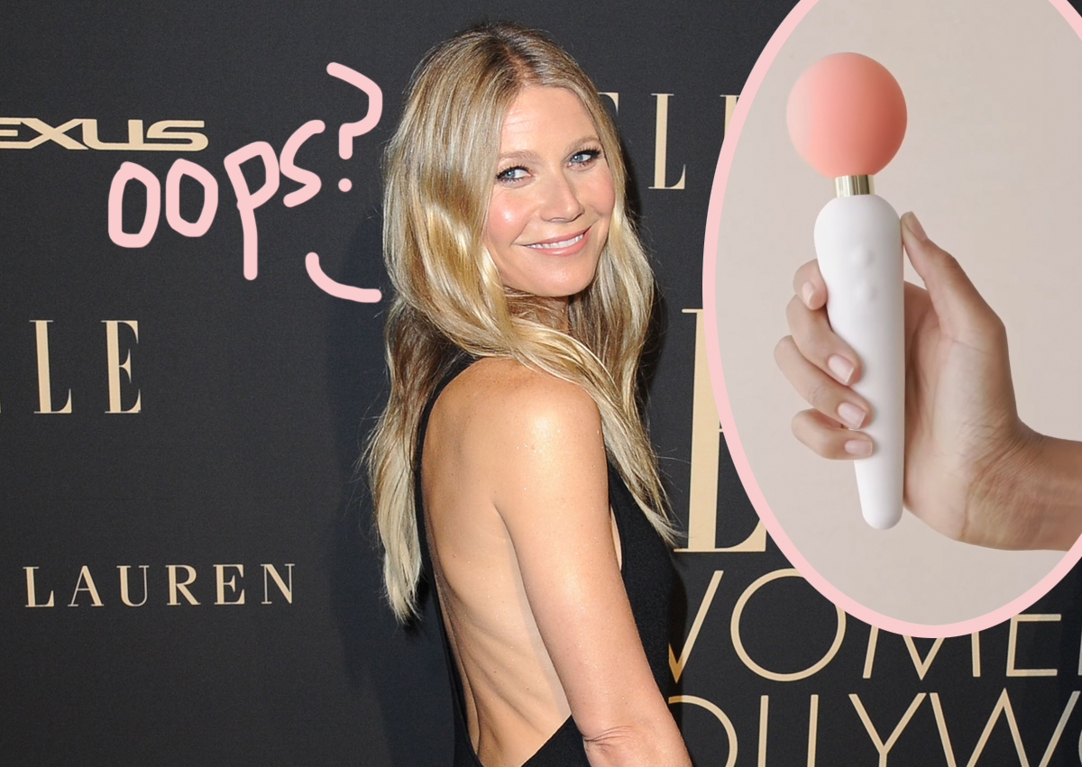 Gwyneth Paltrow Can't Help But Make Jokes After GOOP Invents Their Own Vibrator!