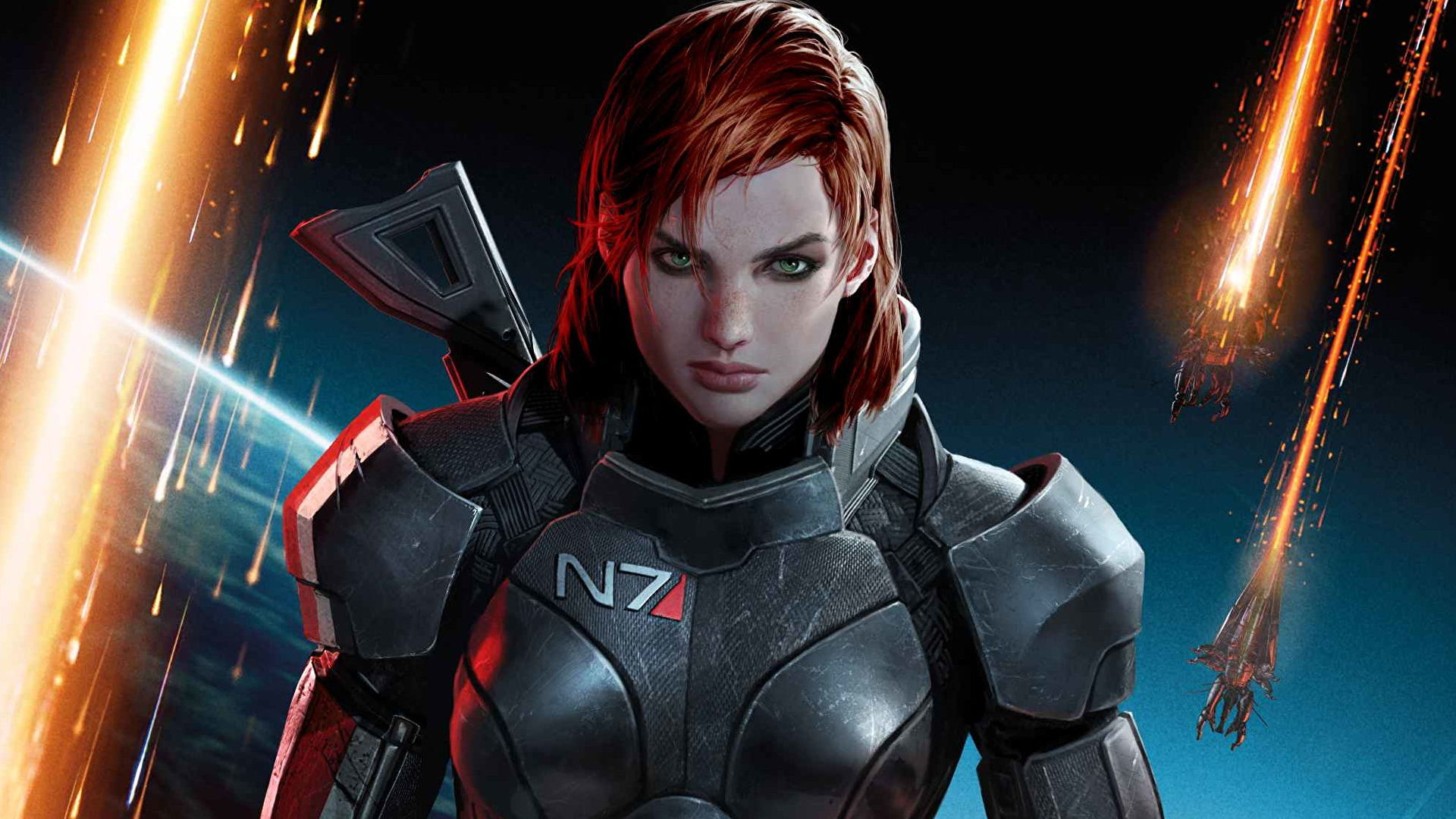 Henry Cavill must be writing Mass Effect fanfic
