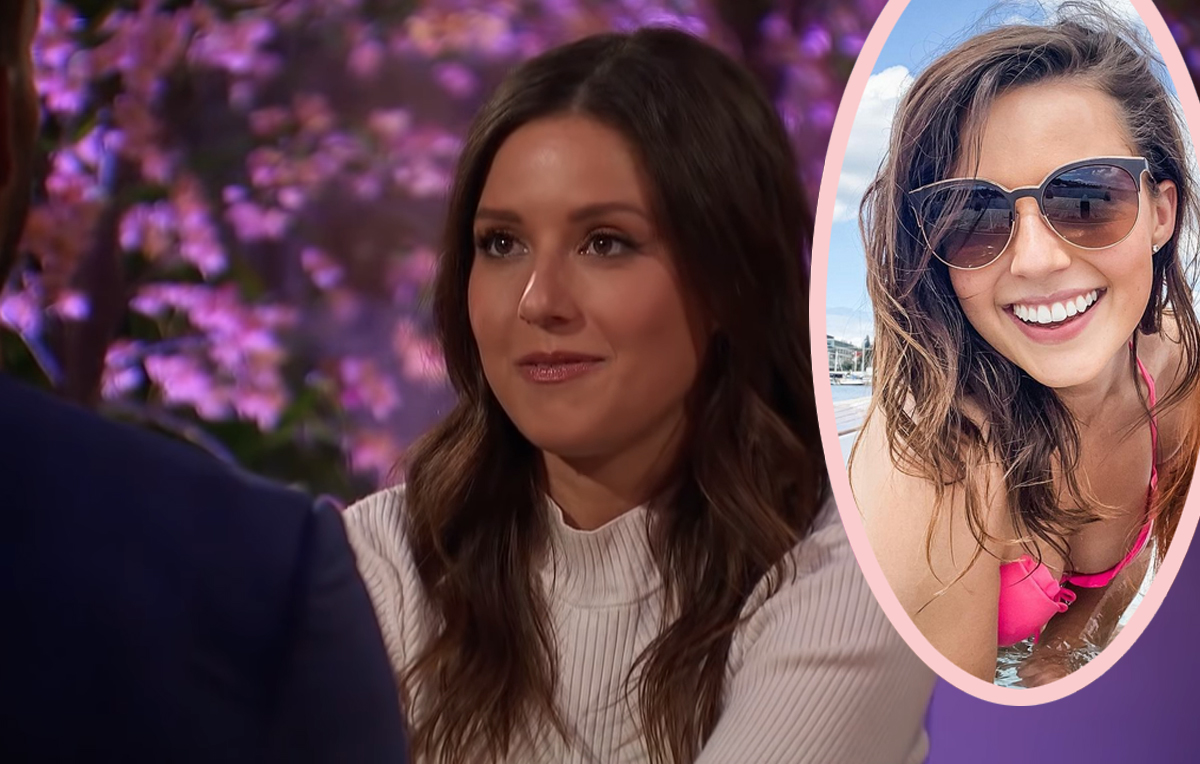 Rumored Next Bachelorette Katie Thurston Blasts Body Shamer On Instagram