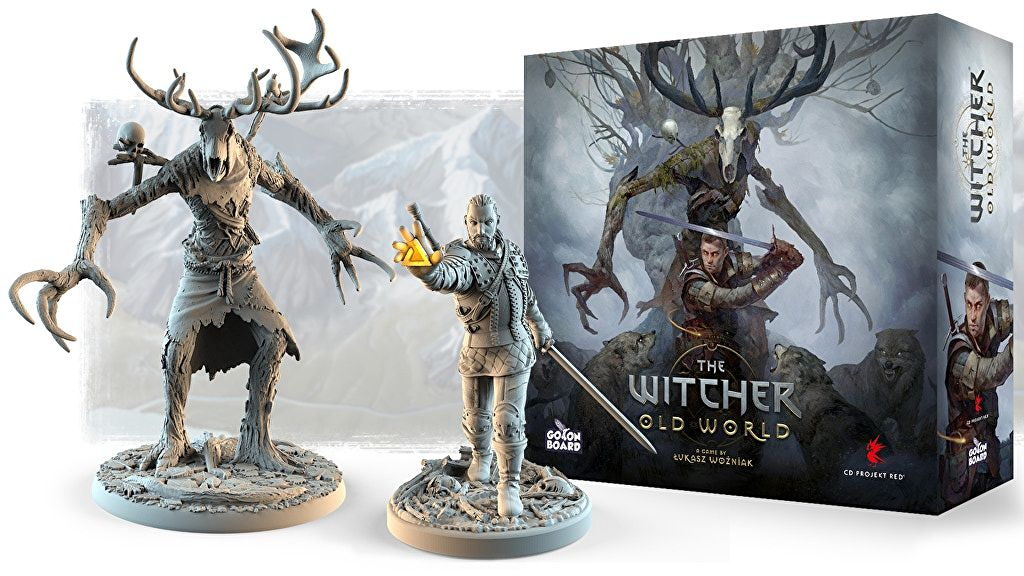 The Witcher: Old World is a prequel board game arriving next year