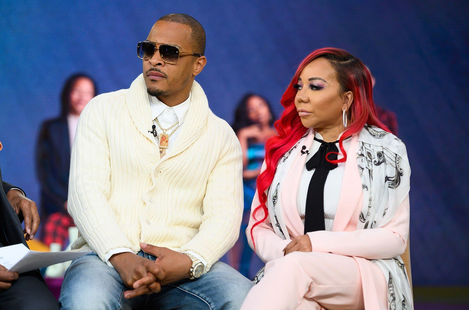 T.I And Tiny's VH1 Series Suspended — #Metoo Organization Gives Statement About Shocking Allegations Against The Couple!