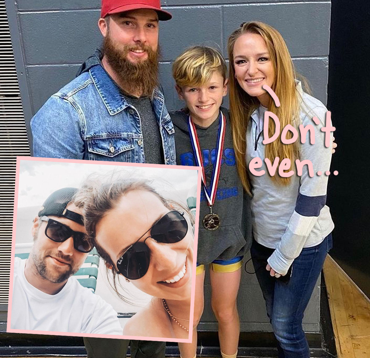 Teen Mom Star Maci Bookout Shades Ex Ryan Edwards' Wife Mackenzie Over 'Petty' Comment!