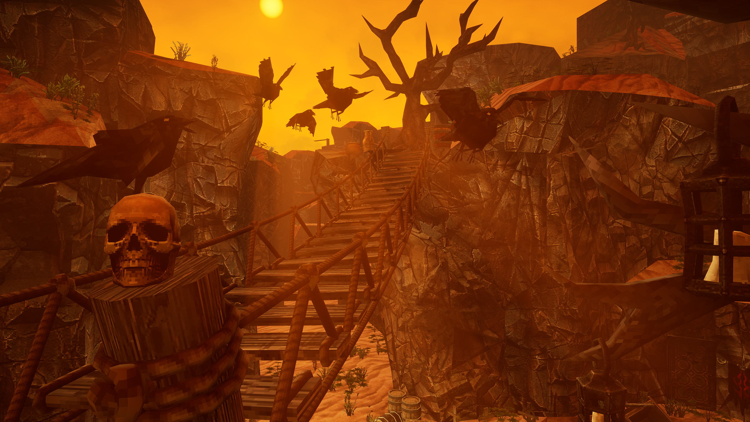GRAVEN Is Available As A Limited Time Demo Via Steam