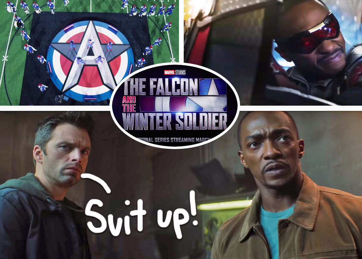 Disney+ Drops Action-Packed The Falcon And The Winter Solider Trailer — WATCH!