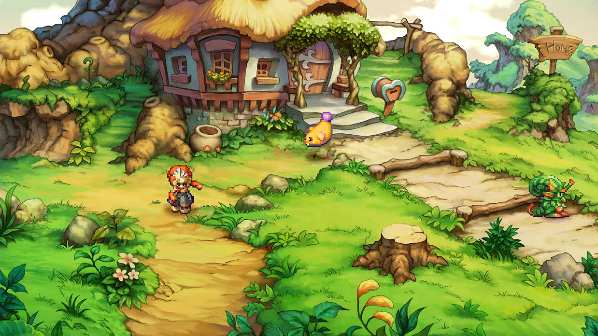 Legend Of Mana is coming to PC with a remaster