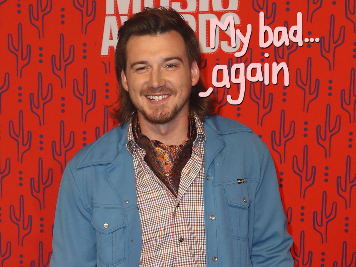 Morgan Wallen Caught Dropping The N-Word On Camera — And Now He's Being Dropped From Country Radio!