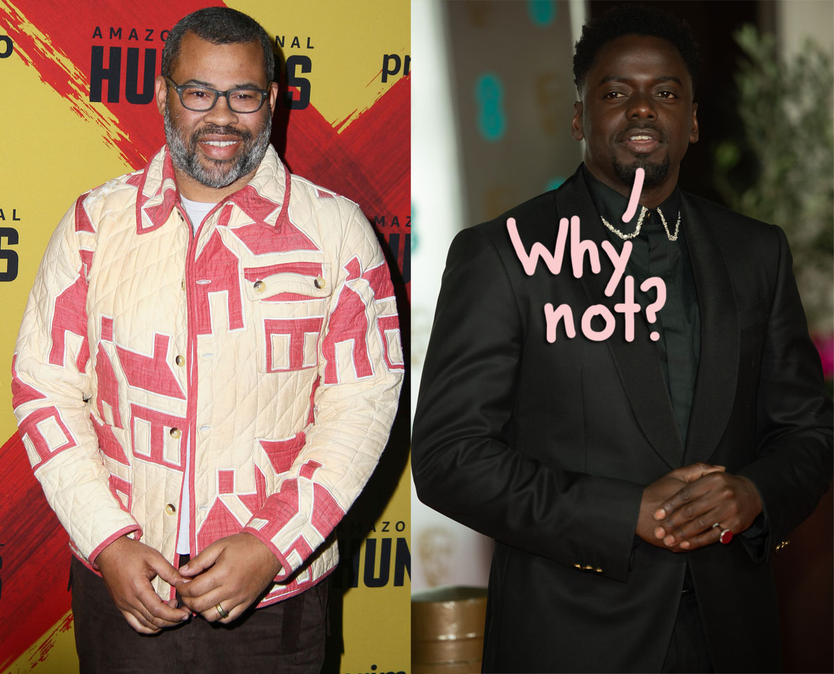 Daniel Kaluuya Wasn't Invited To The Get Out Premiere! WTF?!