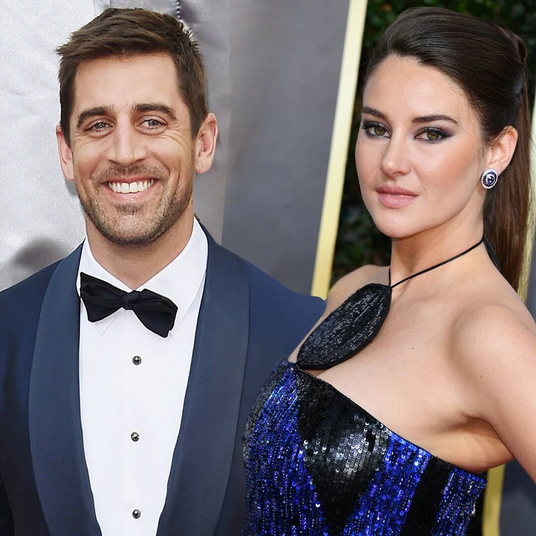 Shailene Woodley Breaks Her Silence On Her Aaron Rodgers Engagement!