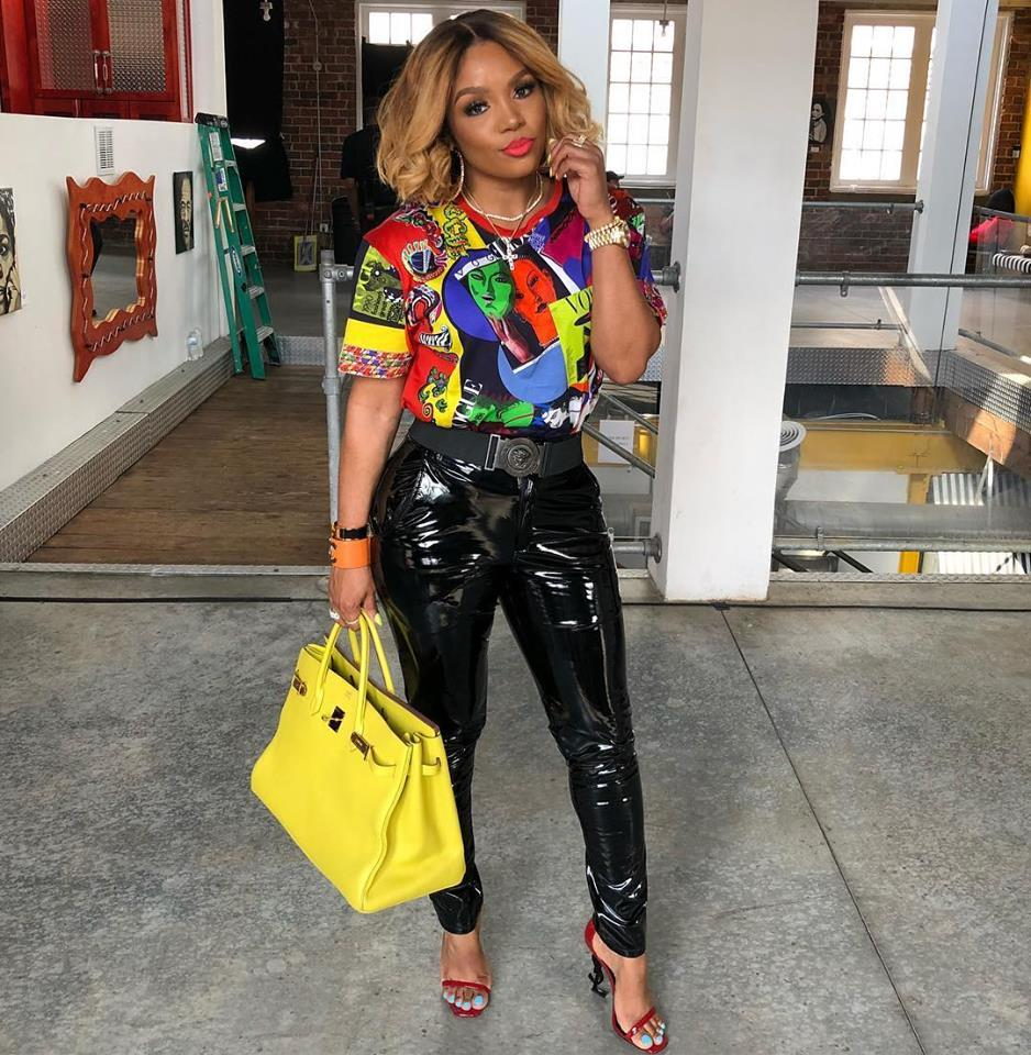 Rasheeda Frost Is Showing Fans What It Takes To Be A Boss – See Her Video