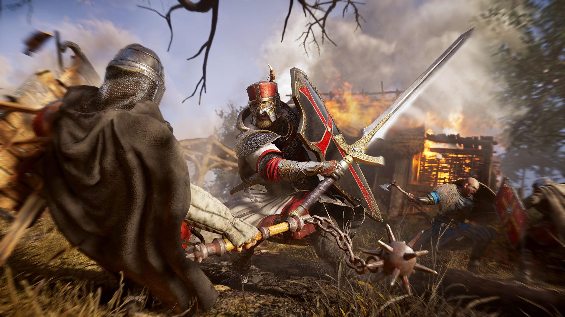 Assassin's Creed Valhalla's free new River Raids mode is out now
