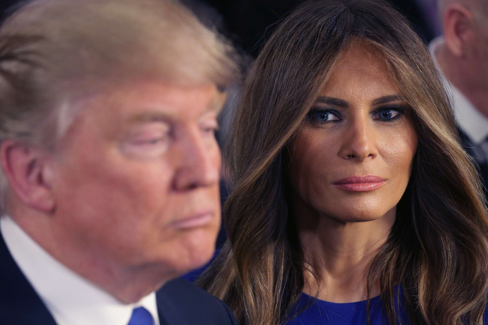 Melania Trump Sends Her Love To Kids All Around The World On Valentine's Day – Does Not Even Mention Donald!