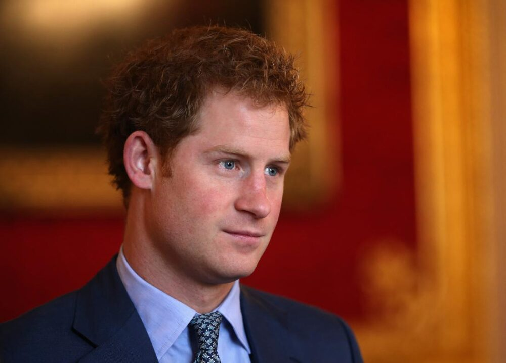 Prince Harry Says That The 'Toxicity' Of The British Media Is The Main Reason He And Meghan Markle Had To Leave The Royal Family