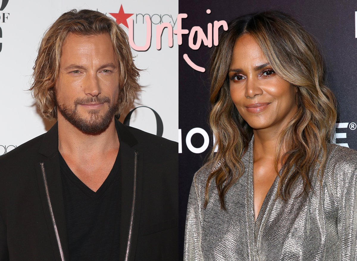Halle Berry Calls Her Child Support Payments 'Extortion' In Veiled Reference To Ex Gabriel Aubry