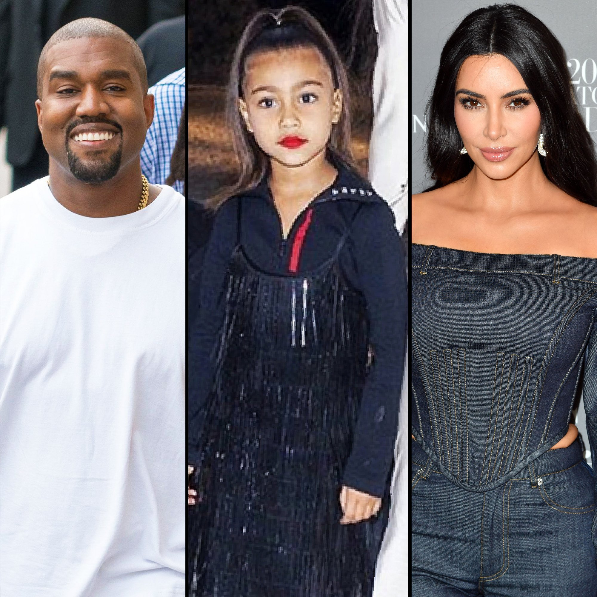 KUWTK: Here's How Kim Kardashian Told Daughter North About Her And Kanye's Divorce!