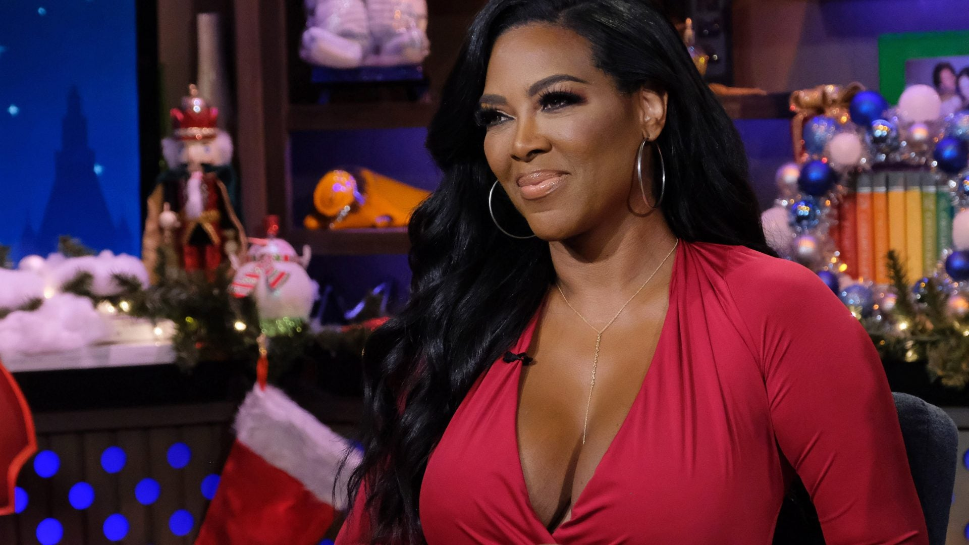 Kenya Moore Tells Fans That They Should Be The Bosses That They Always Wanted To Be
