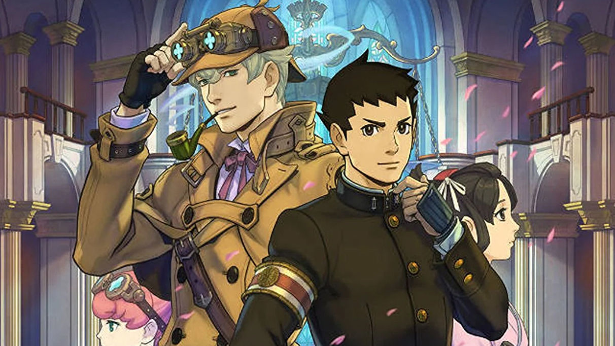 It again looks like The Great Ace Attorney series is headed to PC