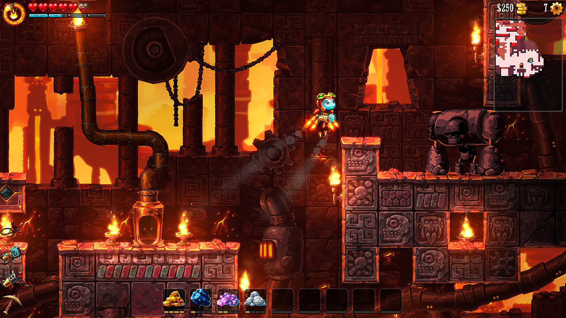 Have You Played… SteamWorld Dig 2?