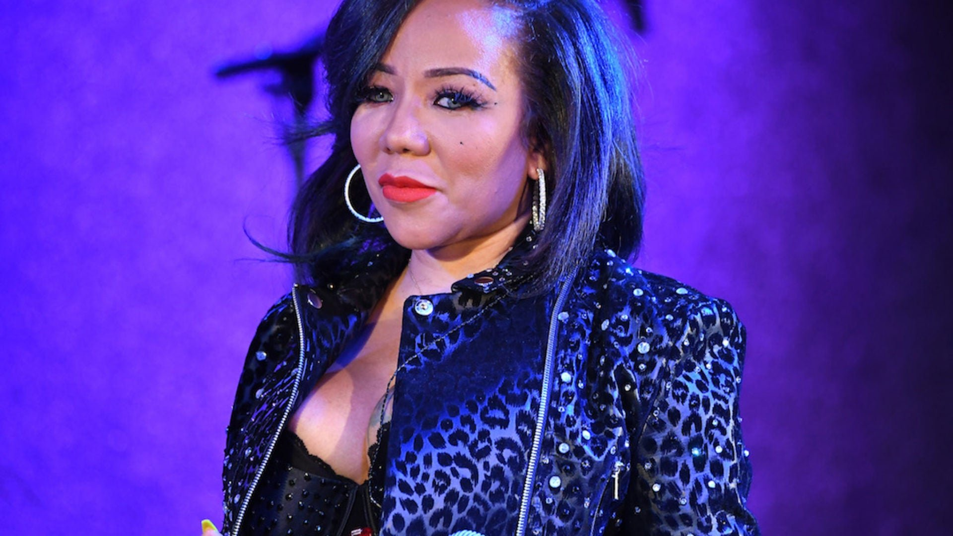Tiny Harris Is Proud Of Her Smart Daughter, Heiress Harris – See The Clip She Posted