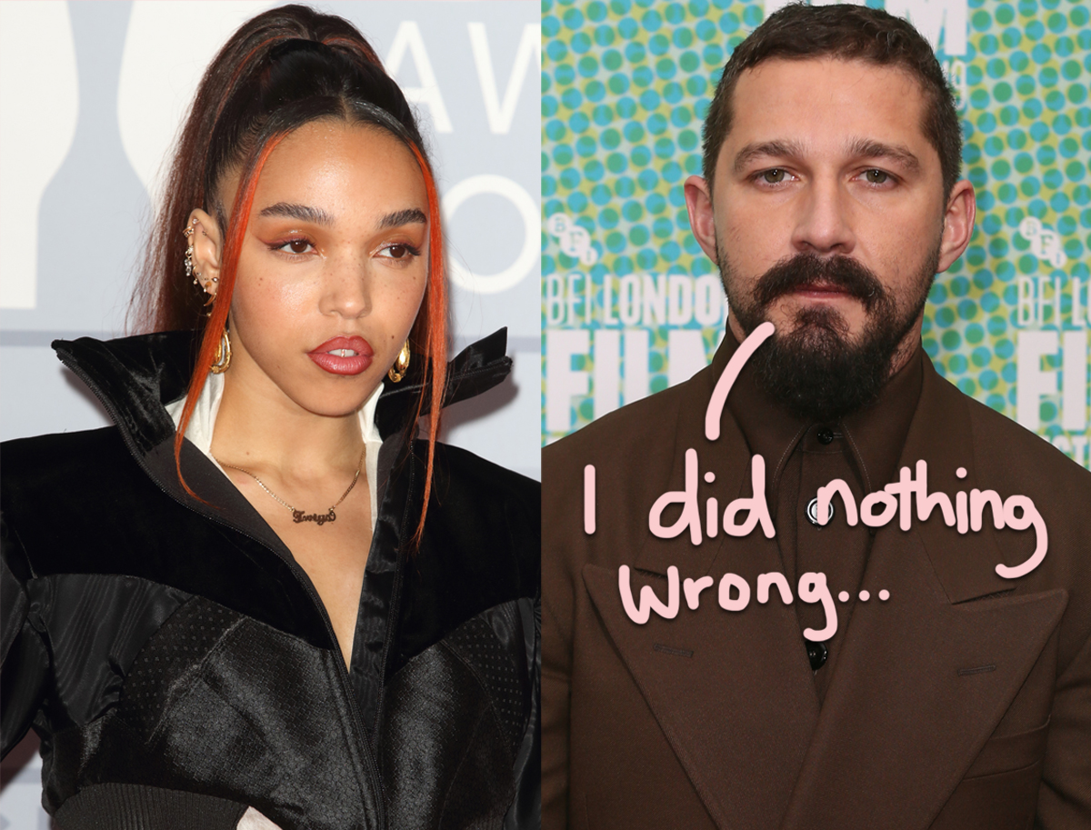 Shia LaBeouf Denies 'Each And Every' Sexual Battery & Abuse Allegation Made By FKA Twigs In New Court Docs