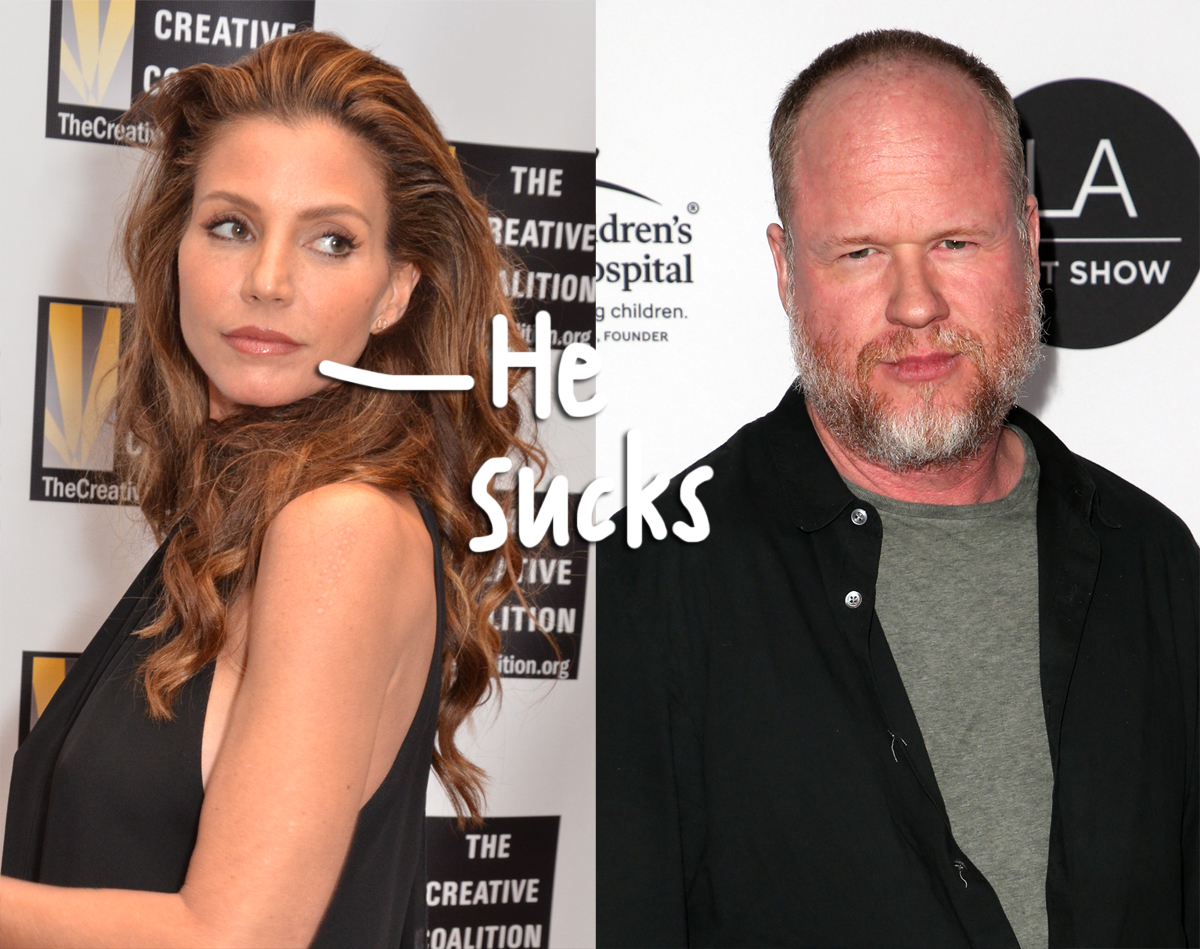 Buffy Star Charisma Carpenter FINALLY Goes Public With Details Of Joss Whedon's Alleged Abuse!