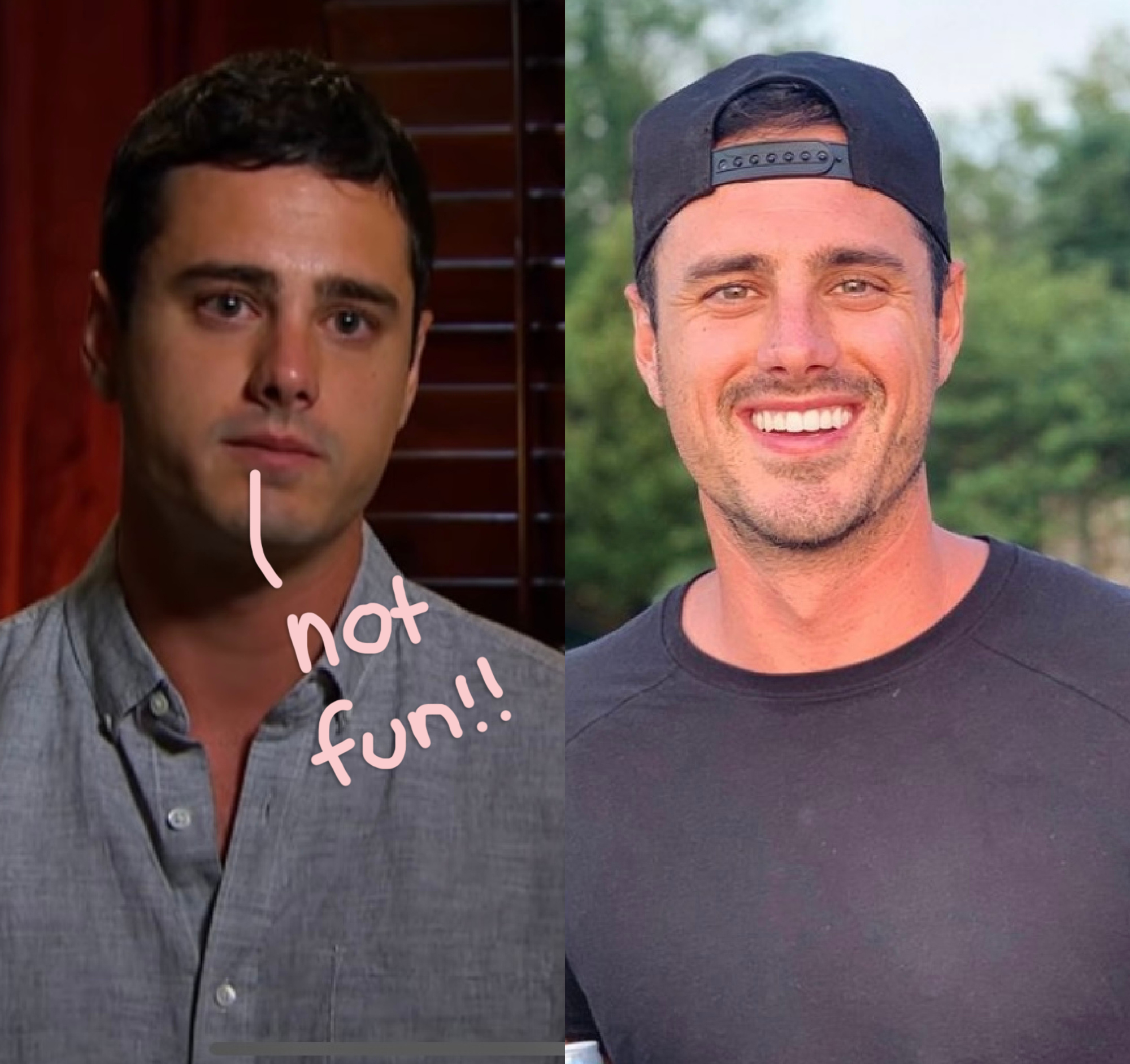 Ben Higgins Reveals Losing 30 Lbs On The Bachelor Thanks To A Parasite In His Stomach!