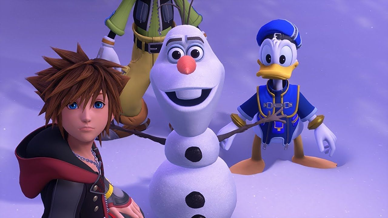 The Kingdom Hearts series is coming to PC on March 30th